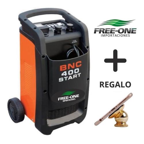 Cargador De Bateria Arrancador  Bnc400 40 Amp Reales
