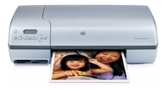 Impressora Hp Photosmart 7450