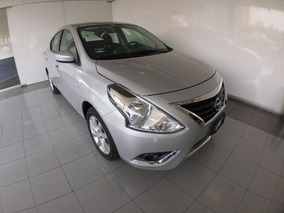 Nissan Versa 1.8 Advance Cvt 2017