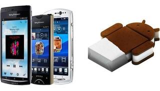 Actuali!zacion Android Ics 4.0 Sony Xperia X8 Y X10 Mini