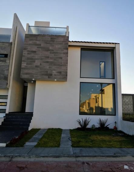 Se Vende Casa En Fracc. Los Frailes, Pachuca Hidalgo.