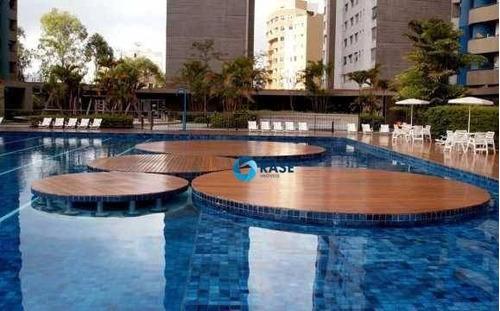 Imagem 1 de 19 de Apartamento À Venda, 117 M² - Morumbi - São Paulo/sp - Ap12578