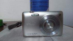 Câmera Digital Niko - Perfeita - Com Caixa E Itens Originais