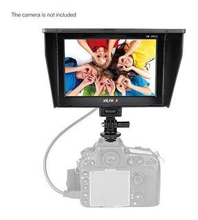 Monitor Viltrox Hd Av Entrada Hdmi 1280 * 800 Para Sony,