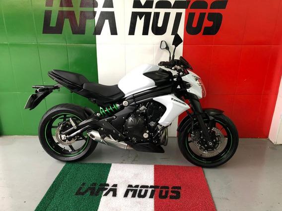 Kawasaki Er6-n , 2015 Financiamos E Parcelamos No Cartão5
