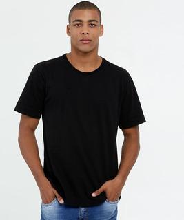Camiseta Masculina Básica Manga Curta Mr