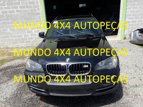 Sucata Bmw X5 M V8 4.8 2007 Com Motor E Cambio E Peças