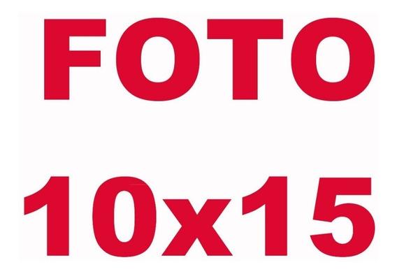 Revelar 300 Fotos 10x15 *frete Gratis*