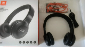 Headphone Bluetooth Jbl E45bt Preto