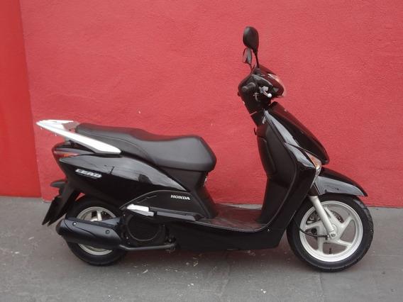 Honda Lead 110 2010 Preta