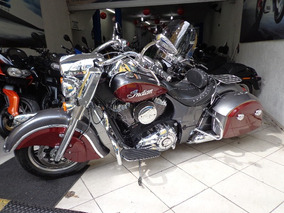 Indian Chief Springfield 2017