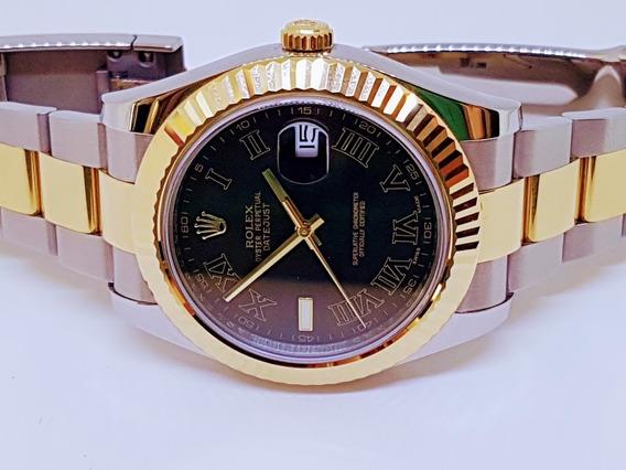 Rolex Date Just 41 Mm - Estado De Zero.