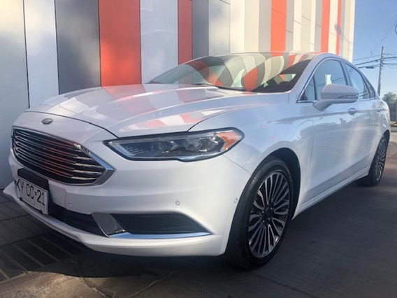 Ford Fusion 2.0 Ecoboost Aut 2019