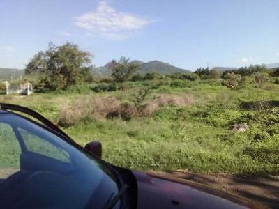 Hermoso Terreno En Venta, Atlihuayan En Yautepec, Morelos
