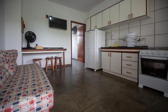 Apartamento Para Aluguel - Porto Da Lagoa, 1 Quarto, 25 - 893019559