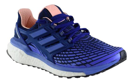 Zapatillas adidas Energy Boost Mujer Mys/rea