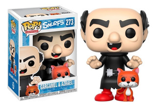 Funko Pop The Smurfs Gargamel & Azrael