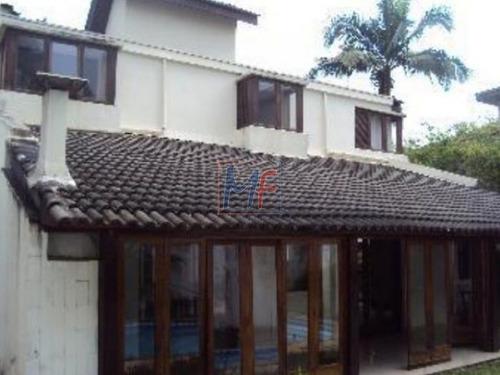 Imagem 1 de 5 de Ref 8275 Casa Para Reforma  Cond. Residencial 3- Alphaville Aceita Permuta ! - 8275