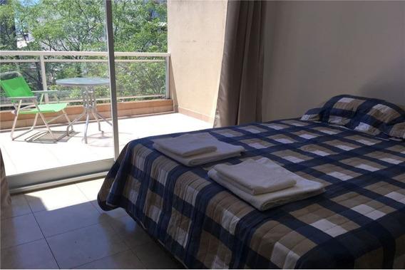 Monoambiente En Alquiler Con Balcon Terraza En Villa Urquiza