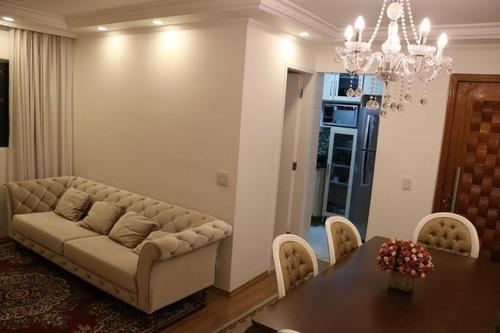 Imagem 1 de 30 de Apartamento Com 2 Dormitórios À Venda, 67 M² Por R$ 424.000,00 - Vila Prudente - São Paulo/sp - Ap5414