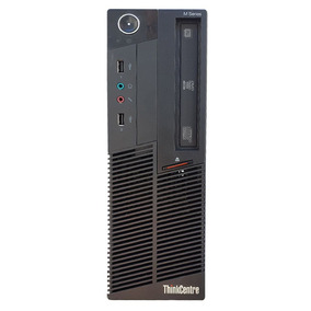 Cpu Lenovo M90p Core I5 4gb Ddr3 Hd 500gb Dvd Wifi