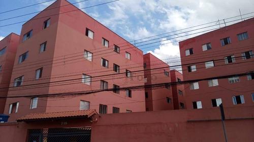 Apartamento Com 2 Dormitórios À Venda, 63 M² Por R$ 230.000 - Jardim Dourado - Guarulhos/sp - Ap1137