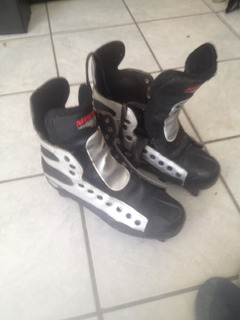 Patines De Inline Hockey Mission Helium 200