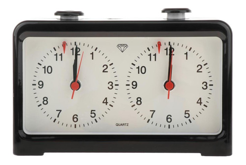 Imagen 1 de 11 de Reloj De Ajedrez Analógico Profesional Para Juego De