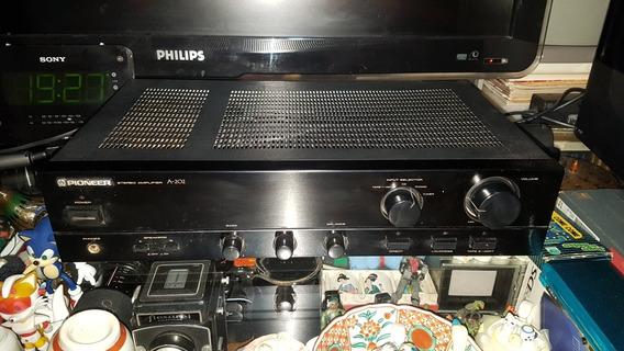 Amplificador Pionner A-202(seminovo).pio-agni Games