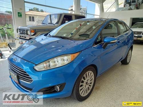Ford Fiesta Titanium Automatica