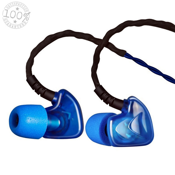 Fone In Ear Plex K1 - Monitor De Palco Profissional X6/x9