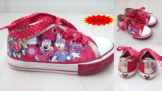 Tenis Minnie Disney