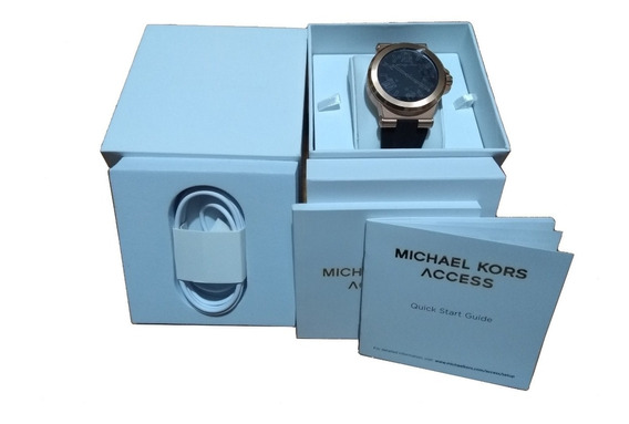 Relógio Masculino Michael Kors Dw2d Smartwatch Mkt5010