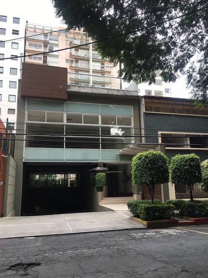 Departamento En Renta Temístocles, Polanco