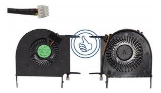 Ventilador Hp Dv6-1000 Amd Discret Video Card Ab7805hx-l03