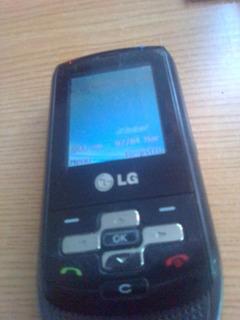 Telefono Basico Lg Kp265 Telcel