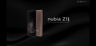 Nubia Z11. 6/128 Gb. Gold Edition. Pronta Entrega