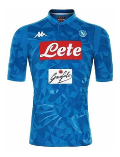 Camisa Napoli 2018/2019 Kappa Original Oficial