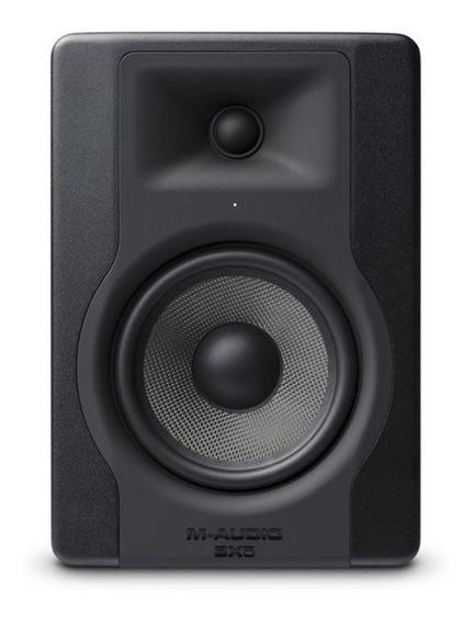 Monitor Stúdio M Audio Bx 5 D3 Ativo 5 Bi-amp 100w (par)