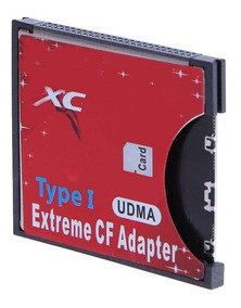 Adaptador Sdhd Sd, P/ Compact Flash Cf (frete Grátis)