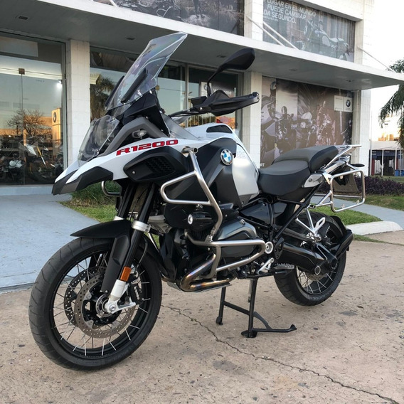 Bmw R 1200 Gs Adventure Full- Permutas