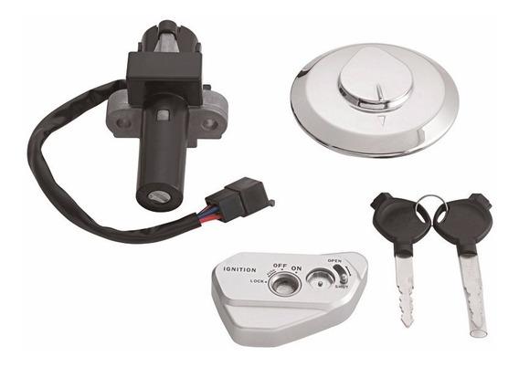 Kit Chave Ignição Bros Nxr 150 09-14 Flex Magnetron + Brinde