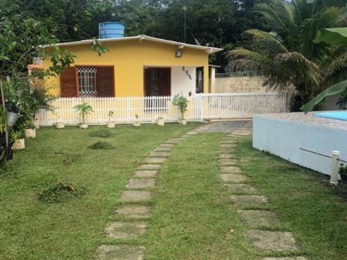 Imagem 1 de 14 de Casa No Litoral Com Piscina E 3 Dormitórios Em Itanhaém/sp