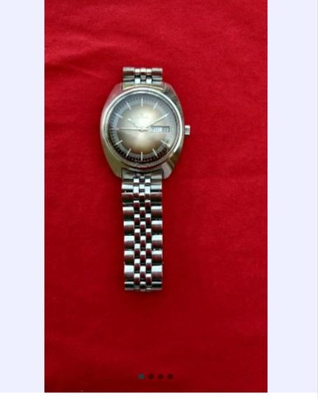 Relógio Edox Automático