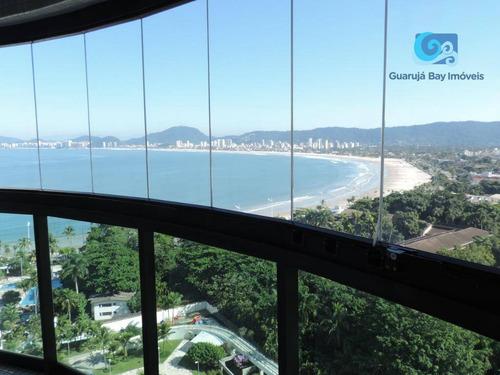 Imagem 1 de 30 de Tortugas Apartamento À Venda Condomínio Tortugas - Praia Da Enseada - Guarujá - Ap4663