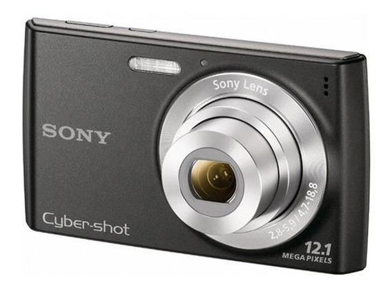 Câmera Digital Sony Cybershot Dsc-w510 12.1 Mp