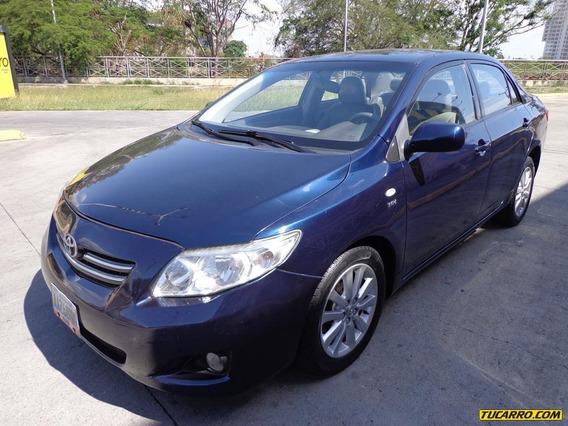 Toyota Corolla Sincrónico Xei