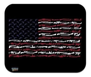 American Pistola Bandera Ee Uu Segundo 2ª Edicion Perfil Ba