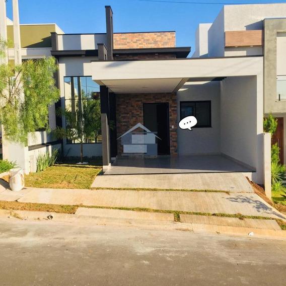 Casa Em Condomínio Para Venda Em Indaiatuba, Jardins Do Império, 3 Dormitórios, 1 Suíte, 2 Banheiros, 2 Vagas - _1-1464114
