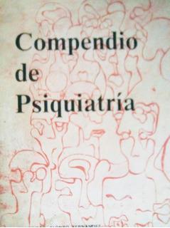 Compendio De Psiquiatría.